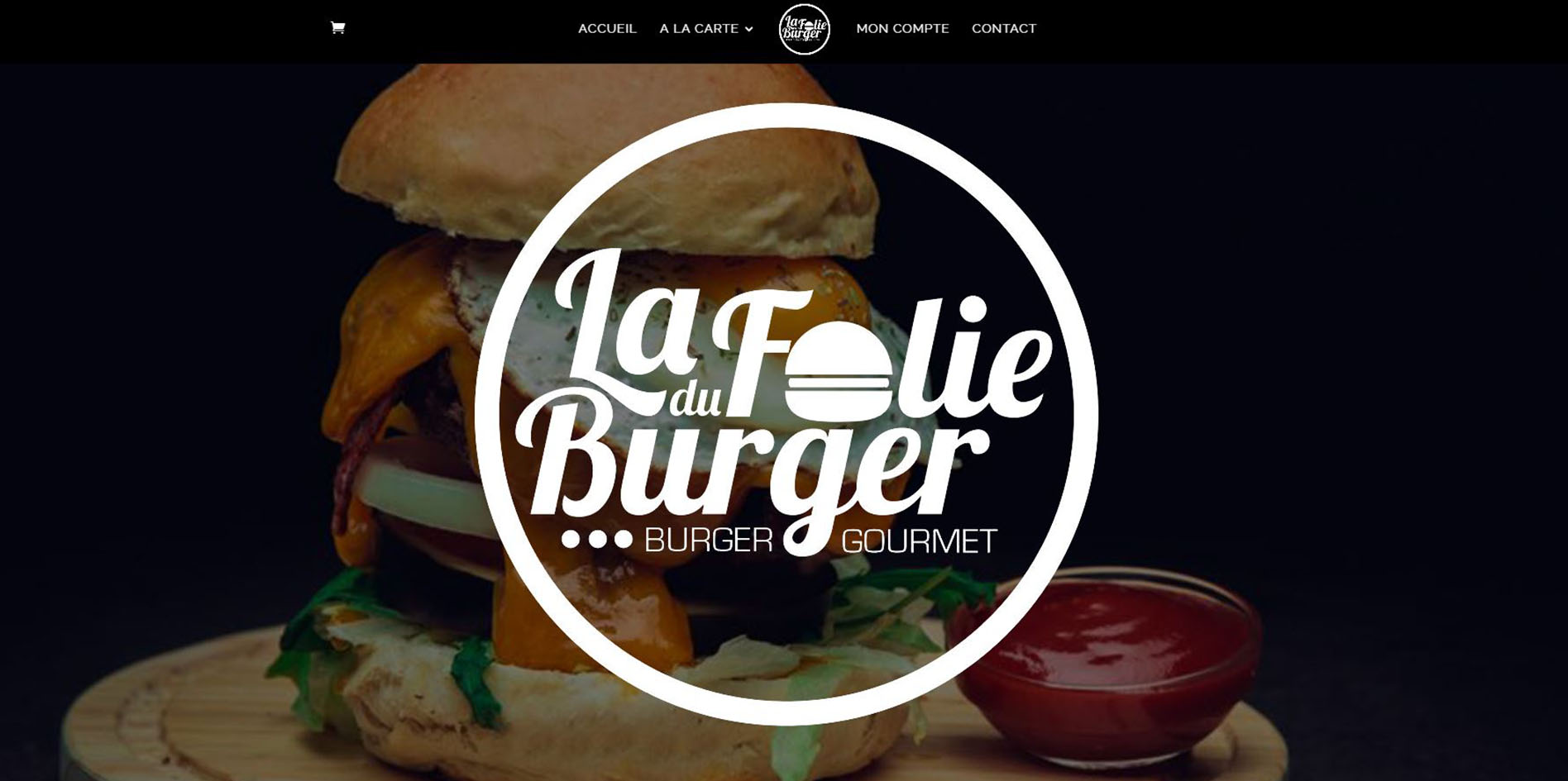 la folie du burger